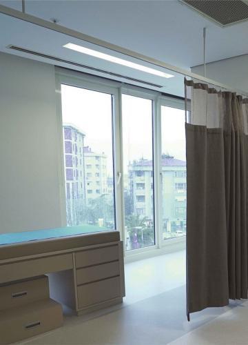 Hastane Rayı ve Perdeleri